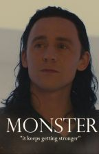 Loki x Reader - Monster [discontinued] by youngrdj