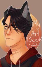My Art Book 2 by __FireFox__