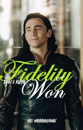Fidelity Won by ohhhmyloki