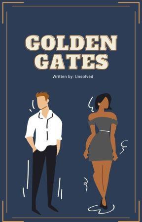 Golden Gates | BWWM | by 1AfricanQueen