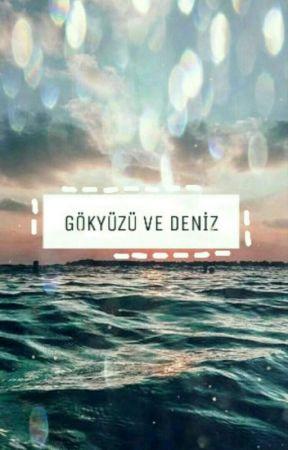 Gökyüzü ve Deniz |bxb| by Otakuyevski