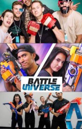 Battle universe! by nutella_idk