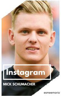 Instagram - Mick Schumacher cover