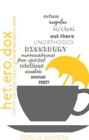 Heterodox (BOOK 2) by corliss_b