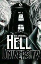 Hell University by LisaElizaldebshhsbxx