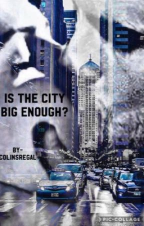 Is The City Big Enough?  by ColinsRegal