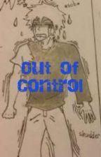 Out Of Control by LeonardoTheHedgehog