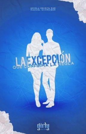 La excepción que confirma la regla © by extraordinhxrry