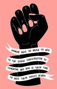 Feminist quotes cover
