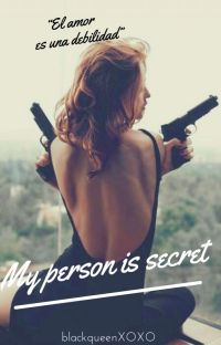 MY PERSON IS SECRET  cover
