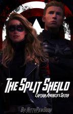 The Split Sheild | Steve Rogers Sister by KittyPawBook12