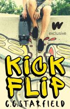 Kickflip   bxb by ccstarfield