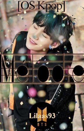 Mélodie [Recueil d'OS Kpop] by Lilaas93