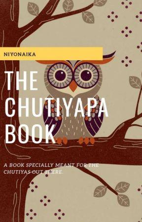 The Chutiyapa Book  by Niyonaika
