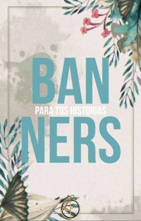 Banners | Azahara editorial by azaharaeditorial