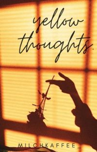 yellow thoughts. cover