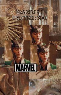 Imagines e Preferências: Marvel cover