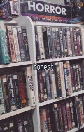 honest// e.h + z.k by asthmark