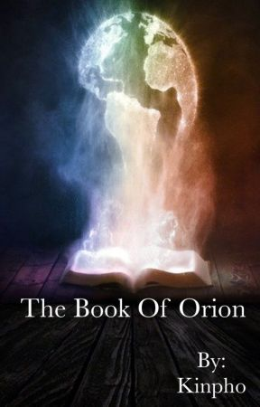 The Book Of Orion by Kinpho
