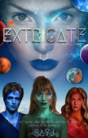 EXTRICATE (A Science Fiction Romance) (COMING SOON) by Sayjenerate