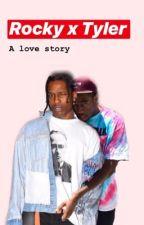 It took 2 songs// Rocky x Tyler (smut) by twinitydoescwack