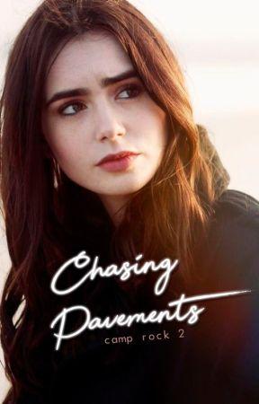 Chasing Pavements by brokeninmyheart
