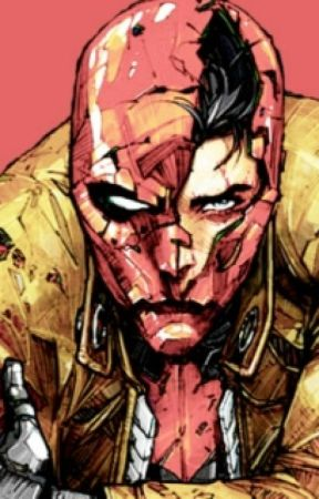 Red Hood's Possession (A Red Hood/Jason Todd Fanfic) by Memow9876