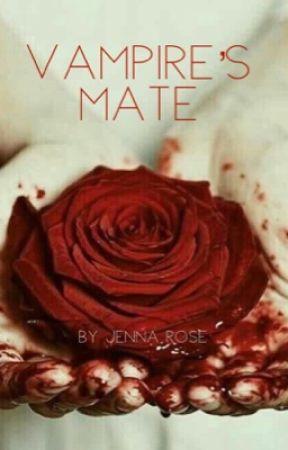 Vampire's mate by Jenna__Rose