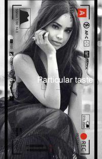 Particular taste S.M    ✔ cover