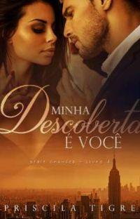MINHA DESCOBERTA É VOCÊ - LIVRO IV (DEGUSTAÇÃO) cover