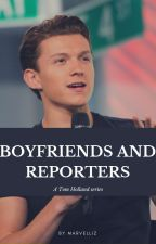 Boyfriends and Reporters by marvellliz