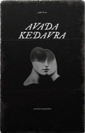 Avada Kedavra ⋆ Sirius Black by Advancedpotter