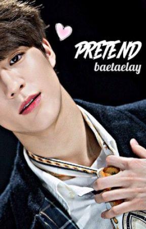 PRETEND || JENO by BaeTaeLay
