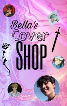 Bella's Cover Shop! by yoongisabella