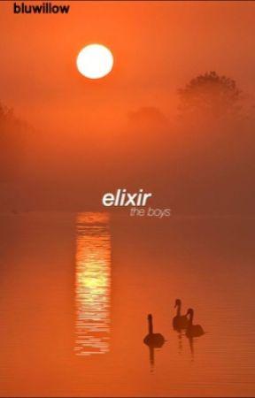 elixir ➳ gbg imagines by -kries