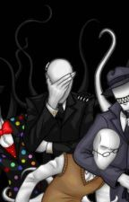 My Mystery Life (Slender Man Family) by lilnightmare