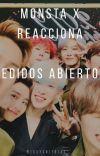 Monsta X Reactions +18 (Y Mas)  cover