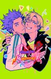 Shinsou & Monoma (Partners in crime) cover