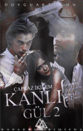KANLI GÜL 2 ( ÇAPRAZ İKİLEM) by Duyguaktolun
