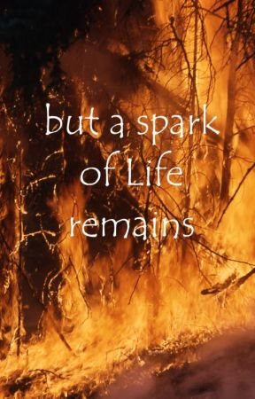 but a spark of Life remains by MineFraser