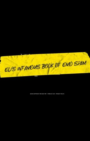 eli's infamøus bøøk øf emø spam by twentyonebackpacks