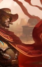 Shadows Within The Crowd  (Jesse McCree x Reader) by FlameWolf0515