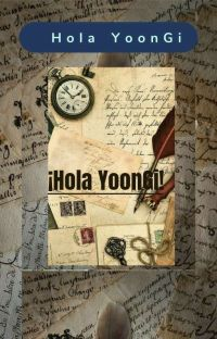 Hola YoonGi! (YoonMin) Resubida cover