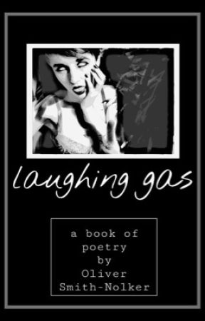 Laughing Gas (A book of poetry) by cr33psnet