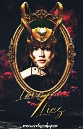 Love Lies  by xxneverxlosexhopexx
