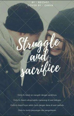 struggle and sacrifice by Reiza07