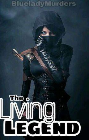 The Living Legend (Messorem Series #1) by BlueladyMurders
