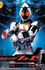 Armed Girl's Machiavellism :Switch On! Kamen Rider Fourze! by Tojamaru