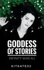 Goddess of Stories | Loki & Peter by Kitkate02