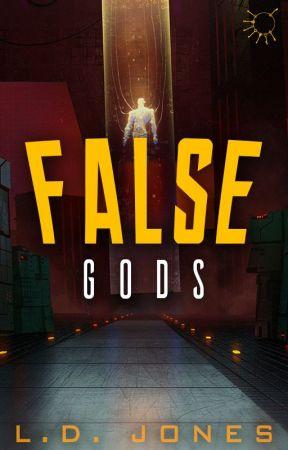 False Gods (Book 3, the Primes Trilogy) by ProjectPr1de